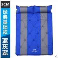 野营午休垫子防潮垫帐篷睡垫充气床户外双人自动充气垫 爬行垫加厚