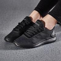 adidas阿迪达斯女子跑步鞋2018新款网面透气休闲运动鞋B44892