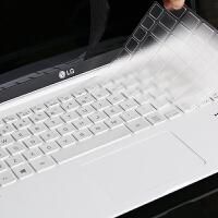 17寸笔记本电脑键盘膜LG gram 17Z990 键盘膜键位保护贴膜