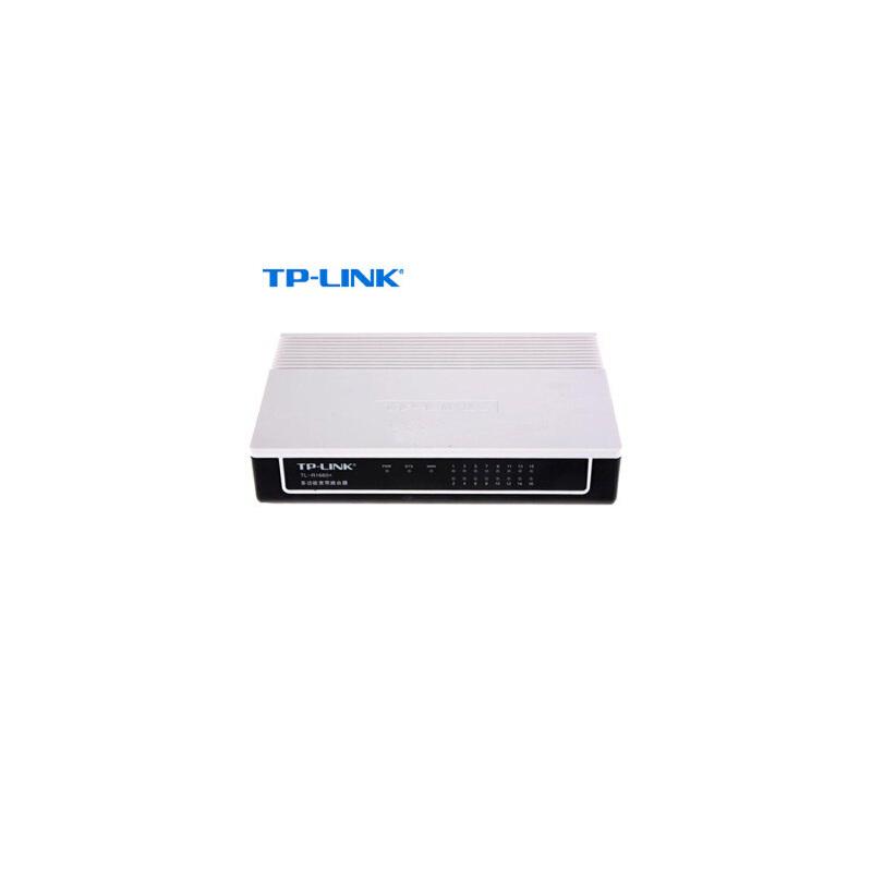 TP-link TL-R1660+宽带路由器(16口路由器),多功能宽带路由器,有线路由器,专业中小企业路由器 普联SOHO办公多路上网解决方案