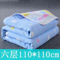 婴儿毛巾被子纯棉婴儿宝宝儿童专用全棉超柔吸水新生儿毯子