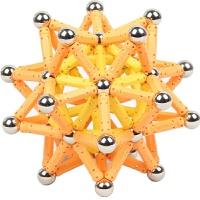 磁力棒玩具球棒一体磁性积木儿童散装棒球创意拼装玩具