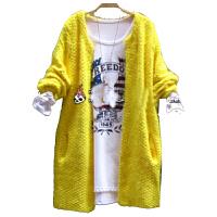 慈颜春秋装孕妇毛衣 上衣韩版加厚孕妇开衫毛衣款不含其它服饰YYF10