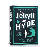 【全店300减100】化身博士和海德先生奇案 英文原版Strange Case of Dr Jekyll and Mr