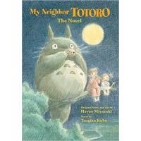 �F� �m崎�E ��� 同名�影小�f 英文原版 My Neighbor Totoro: The Novel 精�b Hayao