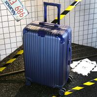 拉杆箱万向轮行李箱铝框旅行箱女男学生密码箱潮箱包20寸24寸29寸SN2250