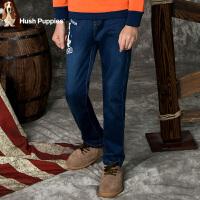 【3件3折:99元】暇步士童装春季新品男童单层梭织牛仔长裤儿童牛仔长裤