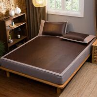 印尼藤席三件套纯藤夏季凉席冰席子1.8m床可折叠1.5米空调席