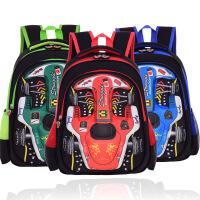 儿童汽车赛车书包男童小学生1-3-5年级男生幼儿园男孩子6-12周岁8