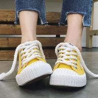 【支持礼品卡支付】镂空小白鞋女2018夏季透气韩版百搭学生板鞋帆布鞋 RA-W207
