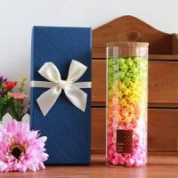 生日空瓶大号幸运许愿瓶创意礼品瓶复古星星瓶礼物盒送男友