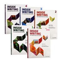 牛津学术写作系列5册套装 英文原版 Oxford Inside Writing 写作技巧 英文版 进口原版英语书籍 O