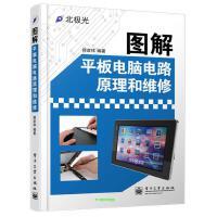 图解平板电脑电路原理和维修 师彦祥【稀缺旧书】