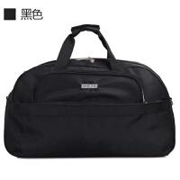 防水尼龙手提旅行包出差旅游大容量男女行李包结婚大红短途旅行袋