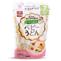 日本Hakubaku黄金大地 乌冬碎面 宝宝儿童健康辅食 无盐面条 2袋
