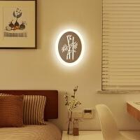 创意LED床头灯 现代简约儿童房卧室客厅亚克力壁灯过道走廊楼梯灯