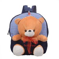 幼儿园儿童书包双肩背包男女1-2-3-4-5-6岁周岁宝宝小孩包包可爱