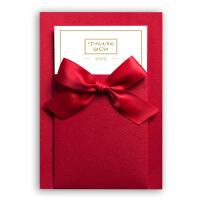 商务贺卡员工生日卡定制邀请函欧式创意祝福感谢卡中秋节贺卡