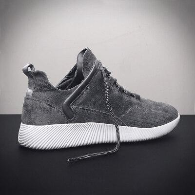 冬季男鞋秋季潮鞋2018新款休闲鞋子男运动鞋韩版潮流英伦百搭板鞋