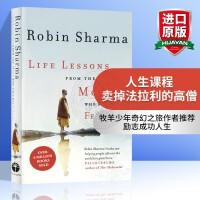 人生课程 卖掉法拉利的高僧 英文原版 Life Lessons from the Monk Who Sold His