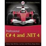 【预订】Professional C# 4 and .Net 4 9780470502259