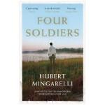Four Soldiers 四个士兵 布克奖入选文学小说 英文原版