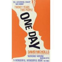 One Day 英文原版 一天 英文版 电影原著外国畅销小说书籍