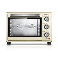 5P5 自动电烤箱25升旋转烤叉蛋糕烤箱家用烘焙