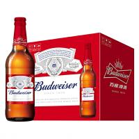 【中粮我买】百威啤酒460ml*12