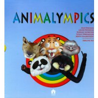 英文原版 Animalympics, 5 book set