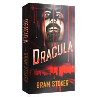 华研原版 Dracula 吸血鬼 伯爵德古拉 英文原版小说 吸血鬼伯爵 英文版经典名著文学小说书籍 正版进口英语书籍