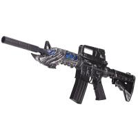 火麒麟雷神无影玩具枪 M4A1电动连发穿越火线仿真抢游戏