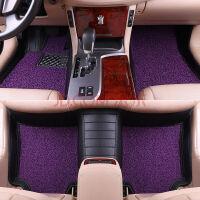 长安奔奔CS35 CX20欧力威逸动悦翔V3全包围丝圈+皮革 汽车专用脚垫环保无味