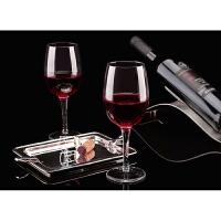 Bormioli Rocco 意大利原装进口萨拉钢化高脚杯 红酒杯 香槟杯3种容量 两只装