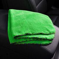 汽车擦车布巾洗车毛巾不留痕吸水加厚擦车巾不掉毛洗车布 汽车用品