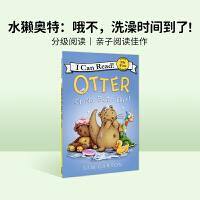 英文原版 Otter: Oh No, Bath Time!洗澡时间![4-8岁]