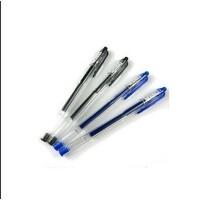 日本三菱笔可擦的水笔UM-101ER-0.5mm 黑/蓝