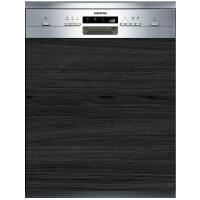 西门子(SIEMENS)SN533S02JC德国进口13套个性化面板嵌入式家用洗碗机