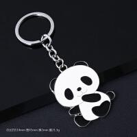 创意*钥匙扣挂件金属钥匙挂件四川旅游纪念品成都特色小礼品