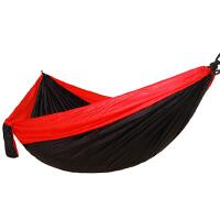 吊床户外单人降落伞布配树带超轻速干便携式野营宿舍室内秋千