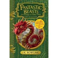 英文原版 Fantastic Beasts and Where to Find Them 神奇动物在哪里