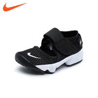 耐克nike童鞋18春夏新款运动凉鞋男女童网面透气休闲鞋 (5-10岁可选) 322359 014