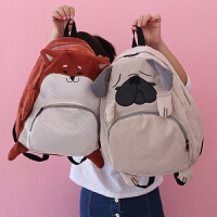 背包 少女可爱双肩包学生动物书包