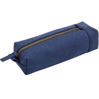 kinbor帆布文具袋/铅笔袋收纳包/学生用品 苍DTB6250当当自营