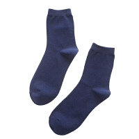 男袜中筒袜春季秋季棉袜运动休闲袜商务袜百搭 均码
