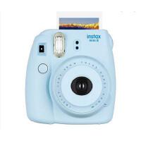 【包邮】Fujifilm/富士 instax mini8一次成像相机蓝色 拍立得胶片 趣奇相机