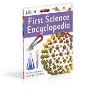 英文原版 科学百科全书 First Science Encyclopedia 儿童百科 DK进口书 全彩版 正版