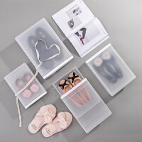 0512103816469抽屉式鞋盒塑料透明鞋子收纳盒男女防尘加厚组合鞋柜