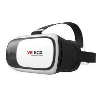 【正品包邮】VR虚拟现实眼镜3d手机vrbox谷歌魔镜4代头戴式智能头盔暴风影院
