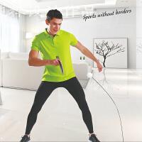 不锈钢弹力软轴乒乓球训练器单人神器反弹板练球健身器迪尼龙